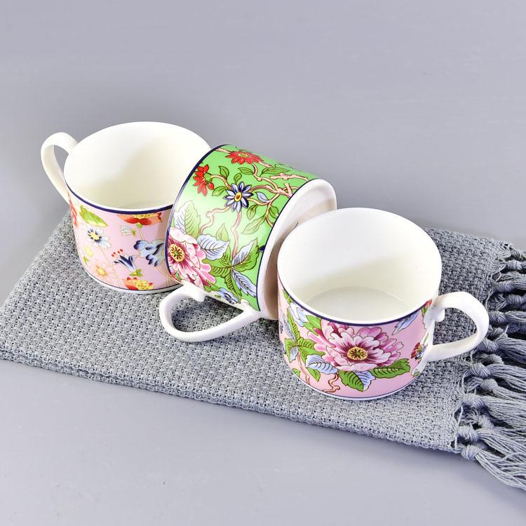 骨瓷咖啡杯 欧式陶瓷茶水