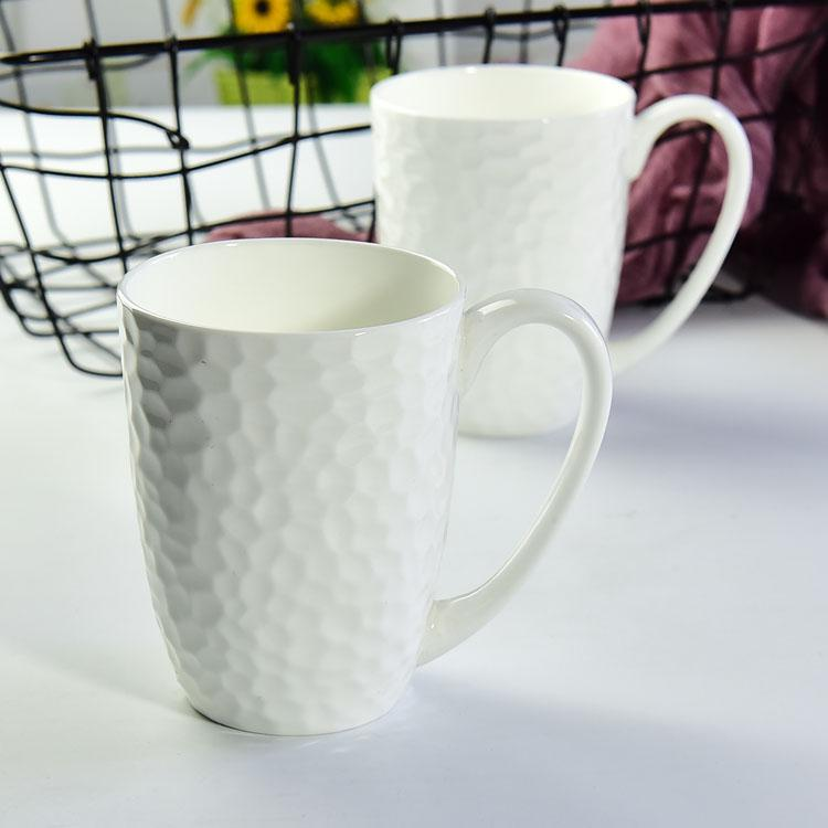 水立方月光陶瓷水杯