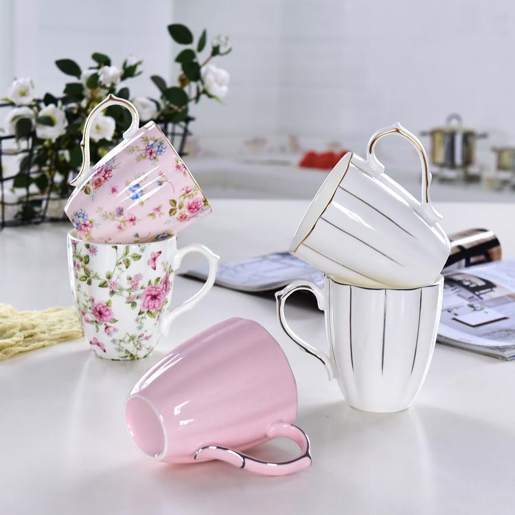 南瓜骨瓷奶杯定制