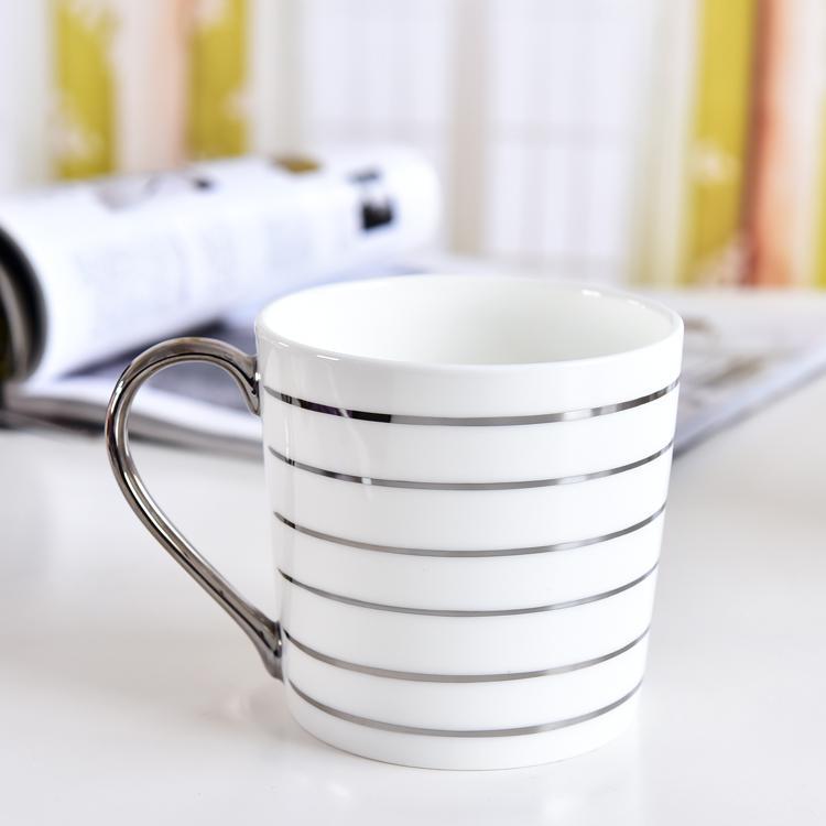 白金LM-1骨瓷杯