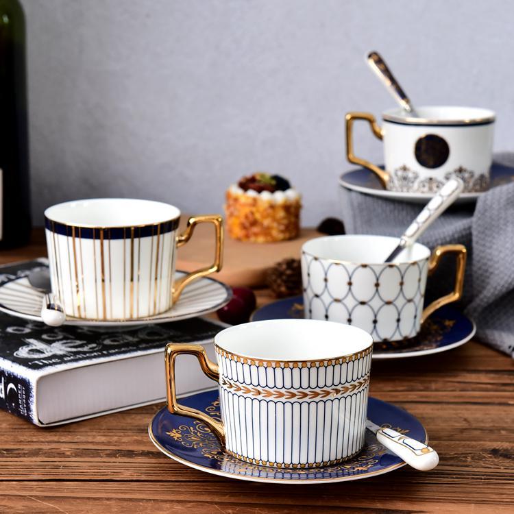 修复梦境骨瓷咖啡杯碟